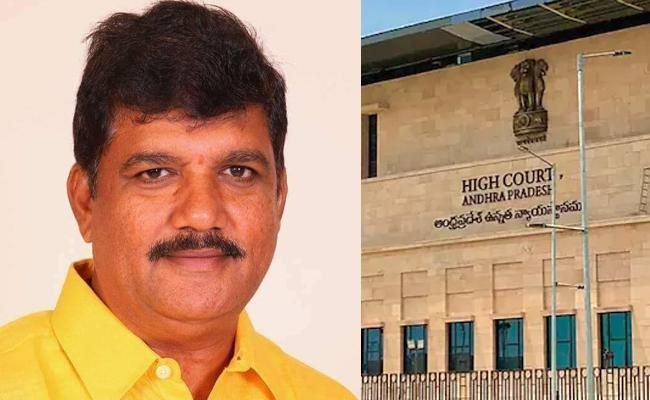 Sangam Dairy: AP High Court rejects Dhulipalla Narendra's quash petition, case adjourned to may 5 - Sakshi Post