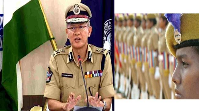 Work From Home Facility For AP Pregnant Women Police Staff: DGP  - Sakshi Post