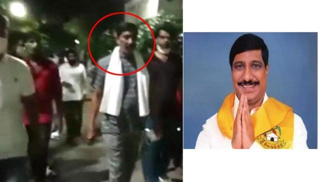 TDP Ex-MLA arrested by Banganapalli Police For Attack On YSRCP worker - Sakshi Post