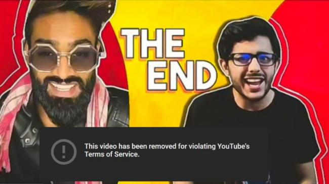 The video had over 70 million views reportedly and over 10 million likes before it was pulled down. - Sakshi Post