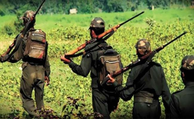 Vizag Encounter: Security Forces Gun Down Six Maoists Today - Sakshi Post