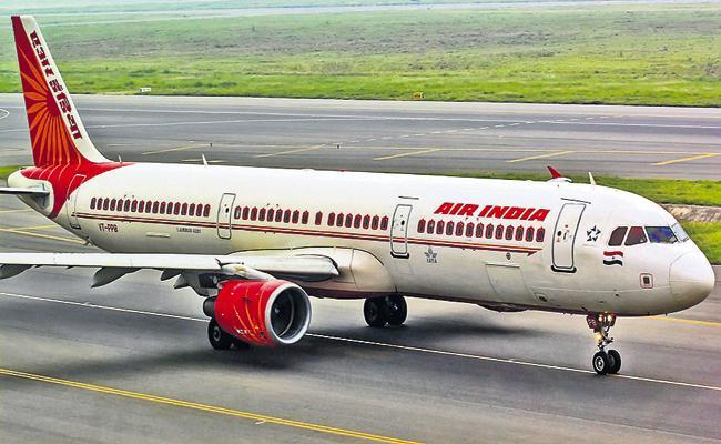 Air India Flight Services from Vijayawada to Muscat From July 20 - Sakshi Post