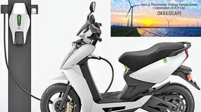 AP Govt Employees To Get Electric Vehicles From July 2021 First PhaseThrough NREDCAP - Sakshi Post