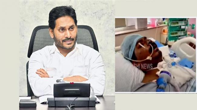 Andhra Pradesh  Govt to bear Rs 1.5 crore treatment of Karamchedu PCH doctor infected with Covid-19 - Sakshi Post