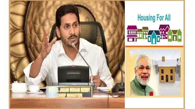 YS Jagan's Letter To PM Modi to Provide Assistance For AP Greenfield Colonies- PMAY scheme - Sakshi Post