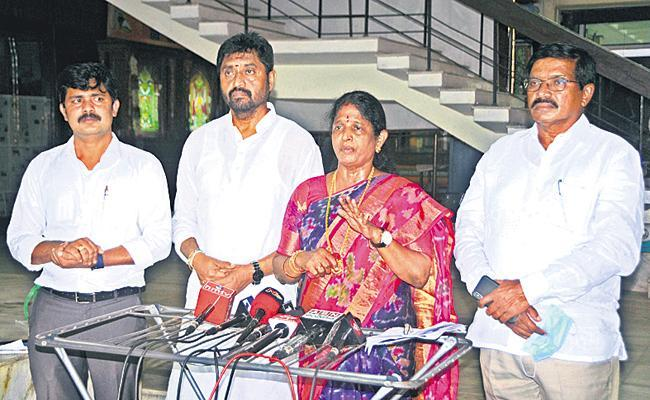 YSRCP MPs in Monsoon Session of Parliament 2021 - Sakshi Post