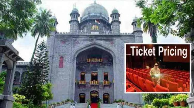 Submit Govt Report On Ticket Pricing In Theatres: Telangana High Court - Sakshi Post