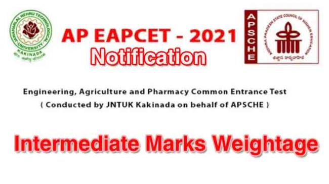 No weightage to Inter marks in EAPCET this year in Andhra Pradesh - Sakshi Post