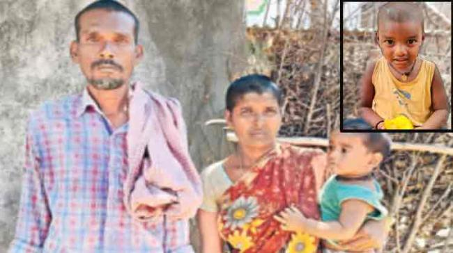 Nellore: Search Ops, Drone Surveillance For 3-Year Old Sanju Continues for the 10th Day - Sakshi Post