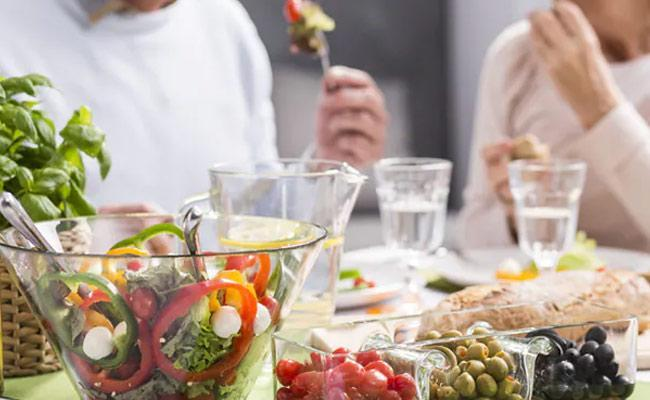 Including fresh fruits and green leafy vegetables in the daily food routine builds a strong immune system - Sakshi Post