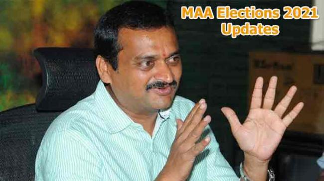 MAA Elections 2021: Bandla Ganesh To Contest Independently As General Secretary - Sakshi Post