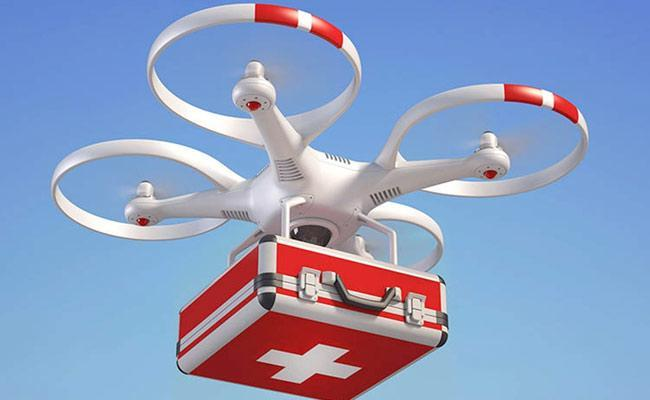 Telangana's Medicine from the Sky project to deliver vaccines through drones - Sakshi Post