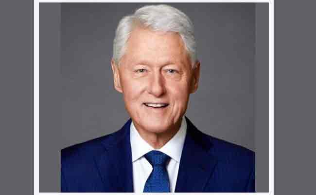 Former US President Bill Clinton Hospitalized Due To Infection in Blood Stream - Sakshi Post
