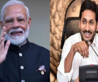 C-Voter Survey shows people's approval for Modi, YS Jagan - Sakshi Post