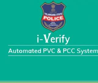 i-Verify website for online application for police verification, clearance certificate in Telangana - Sakshi Post