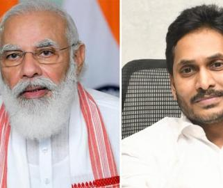 PM Modi Calls CM Jagan Over Cyclone Gulab, Assures All Support From Centre - Sakshi Post