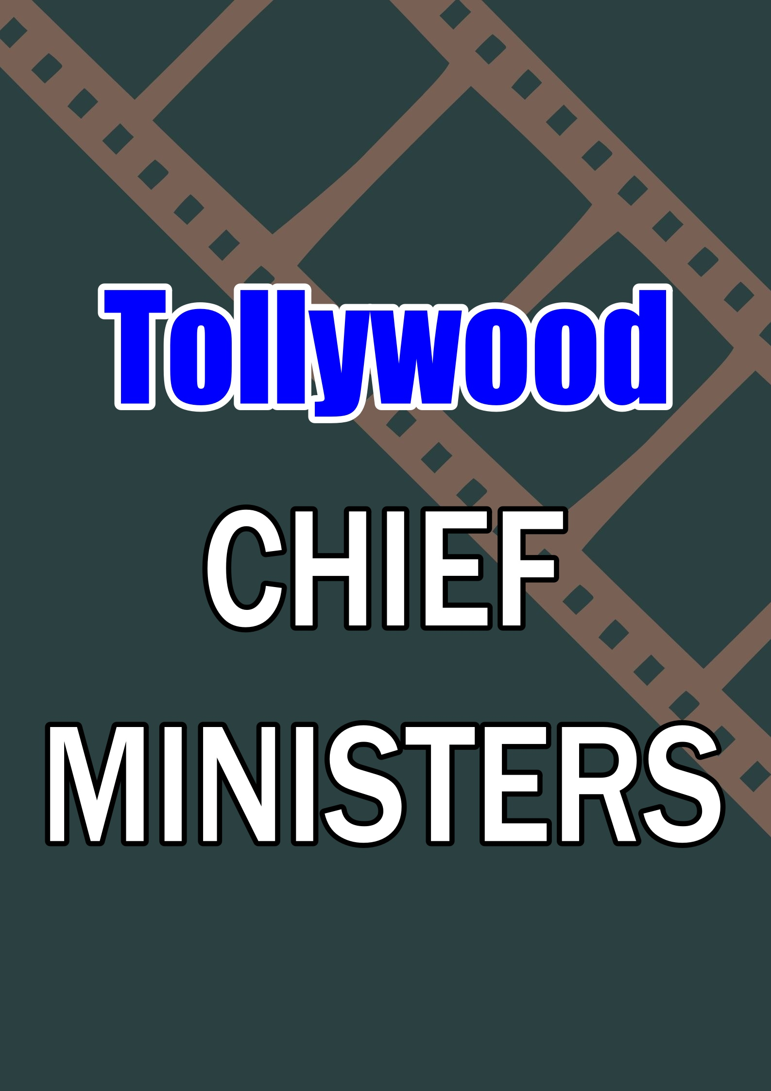 Tollywood Heroes Who Played Chief Ministers On ...